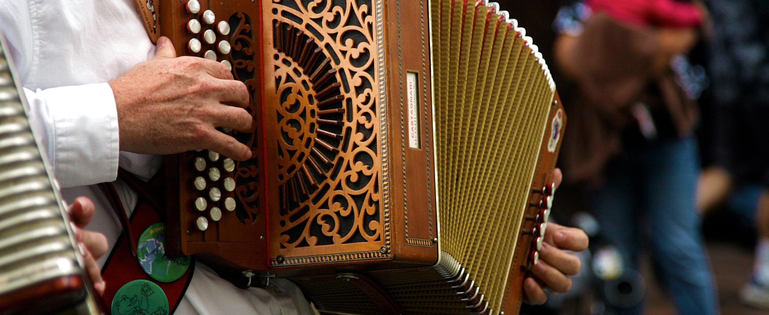 Selbu Gammeldanslag er for alle med interesse for gammeldansmusikk